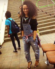 Hey Fran Hey she inspires so many curly girls
