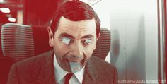 Mr.Bean,,FUNNY GIF,,