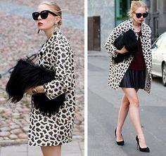 Bimba Y Lola Coat, Céline Sunglasses