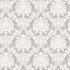 allen   roth�Purple Strippable Non-Woven Paper Prepasted Wallpaper  -  For my dining room.  I love this one.