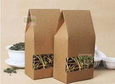 Aliexpress.com : Buy NO printing kraft paper bag/Square bottom kraft paper bag for paper food packaging tea bag with side gusset and square bottom from Reliable bag connector suppliers on Shenzhen Lichuang Packaging Co., Ltd.  | Alibaba Group