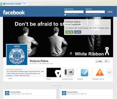 Victoria Police #Facebook terms of use #policy – A good example of how a law enforcement agency can maximise benefits & minimise dangers of using  #socialmedia | Victoria #Police