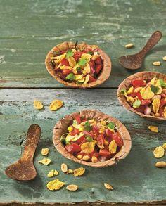 Salade de maïs aigre-douce pour 4 personnes - Recettes Elle à Table