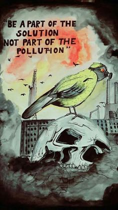 Poster On Air Pollution 🌍 Save Environment Posters, Environment Painting, Save Environment Poster Drawing, Environment Quotes, Environmental Posters, Environmental Pollution, Water Pollution Poster, Air Pollution Project, Save Water Poster Drawing