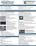 Professor Messer's CompTIA A+ 220-901 Course Notes