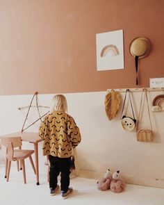 Nursery Themes, Nursery Room, Girl Nursery, Girls Bedroom, Wabi Sabi, Baby Room Design, Modern Kids, Nursery Neutral, Kidsroom
