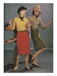 1960's Dance Fashion