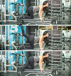Build a booty you'll love with this complete workout from pro bikini athlete Katie Chung Hua!
