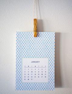 Calendar by Lemonni