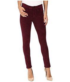 6968aece45d Amazon.com  Joe s Jeans Womens Icon Ankle in Garnet  Clothing