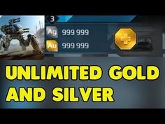 War Robots  - Get Unlimited Gold and Silver For Android & iOS [Update Fe...