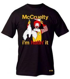 Classic McCruelty Unisex T-Shirt