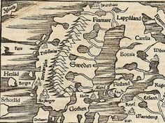 From the 9th to the 13th century there are various references to a place called Kvenland, located somewhere in Scandinavia. Historians have come up with many theories of where Kvenland might have been, with one likely candidate being somewhere in what is now northern Finland.