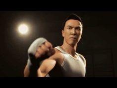 《武之夢 A Warrior's Dream》Donnie yen VS Bruce Lee - YouTube