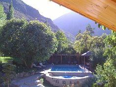 GARDEN OF EDEN!  VILLA, Pool, Wine Cellar, Beach, Rafting, 1 hr Sntgo,