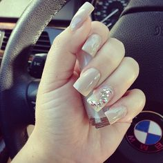 """""""went for a lil more class and lil less sass for my mani/pedi today #Essie"""""""