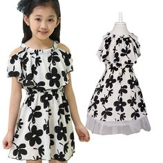 Cute Summer Dresses For Kids - If you are as enthusiastic as I am about getting some cute dresses for spring, you will be Dresses Kids Girl, Little Dresses, Day Dresses, Kids Outfits, Cute Summer Dresses, Cute Dresses, Vestidos Sport, Baby Dress Design, Pakistani Wedding Outfits