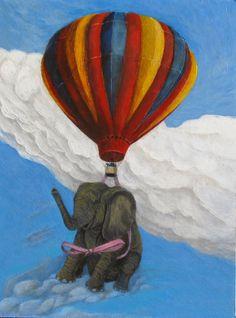 LOAD | 20 x 30 cm | Acrylic Paint and Watercolour Pencils on Hardboard | ® Krzysztof Polaczenko 2015