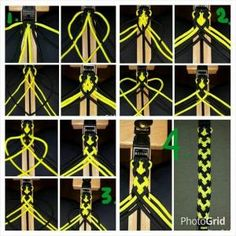 Paracord Bracelet by lisa.w