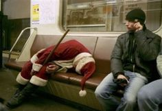 Superb Funniest Santas Ever Check more at http://oddstuffmagazine.com/funniest-santas-ever.html