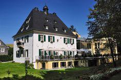 Hotel Gut Landscheid in Burscheid