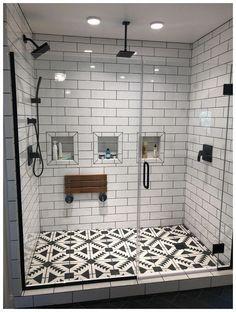 40 Bathroom Design Trends You Must Know grandes.site 40 Bathroom Design Trends You Must Know grandes. Bathroom Trends, Bathroom Renovations, Bathroom Ideas, Shower Ideas, Bathroom Organization, Bathroom Storage, Budget Bathroom, Bathroom Makeovers, Bathroom Designs