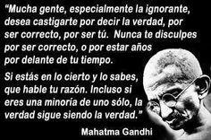 frases  para personas falsas | Benjamín González. Cuando decir la verdad se convierte en un acto ...