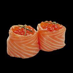Ikura w łososiu/ Ikura in salmon