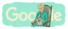 Google Celebrates 168th Birth Anniversary of Annie Besant For more info visit: a360news.com