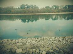 #riverside #ducks #rocks #adventure