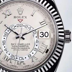 Rolex sky - dweeler
