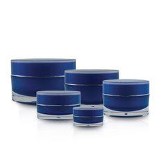 J08 - Round Acrylic Jars