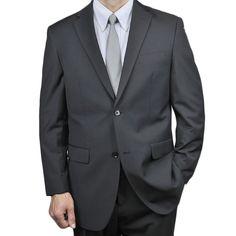 Men's 2-button Suit (- / 28 Waist)