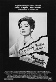 Mommie Dearest (1981) - IMDb A good actress who hides her addictive behavior and took it out on her kids.