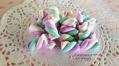 Marshmallow ciondolo fimo bijoux bigiotteria materiale creativo bomboniere accessori , by Evangela Fairy Jewelry, 0,40 € su misshobby.com