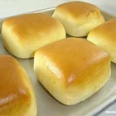 Texas Roadhouse Rolls on BigOven: Copycat recipe for Texas Roadhouse Dinner Rolls