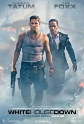 White House Down on DVD November 2013 starring Channing Tatum, Jamie Foxx, Jason Clarke, Maggie Gyllenhaal. Capitol Policeman John Cale (Channing Tatum) has just been denied his dream job with the Secret Service of protecting President James Sawyer Best Action Movies, Great Movies, Action Films, Movies Free, Channing Tatum, See Movie, Movie Tv, Buddy Movie, Hard Movie