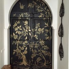 Door crush at peacock pavilion home interior design door moroccan Interior Exterior, Home Interior Design, Interior Decorating, Door Design, House Design, Design Apartment, Beautiful Buildings, Home Decor Inspiration, My Dream Home