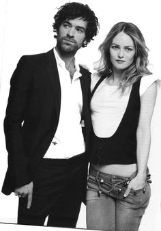 Vanessa Paradis et Romain Duris #Cinéma #Arnacoeur