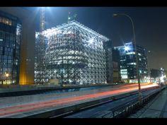 Europa, siège du Conseil de l'Europe, Bruxelles- Philippe Samyn & partners architectes