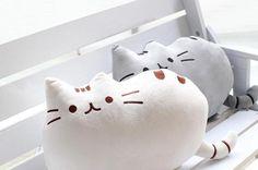 gratis verzending kussen kussen kattenspeelgoed slapen camping zacht pluche knuffel 40*30cm wit grijs kinderen meisje verjaardagscadeau in product detail:1. grootte: 40*30cm2. kleur: roze, witte3. dier: kat4. functie: kussen kussen versterken5. kleur: g van Gevulde& pluche dieren op AliExpress.com | Alibaba Groep