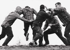 #group, #fighting, #attacking, #reaching, #grabbing