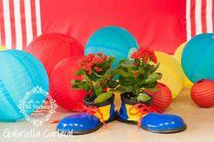 Bê Pacheco: Circo do Cauã!