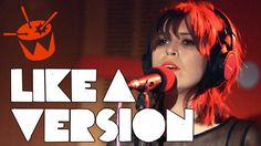 The Jezabels cover Sticky Fingers 'If You Go' for Like A Version Like A Version, Triple J, Sticky Fingers, Love Of My Life, Cover, Music, Look, Musik, Slipcovers