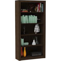 Bush Saratoga Shelf Bookcase From BushFurnitureOnlineCom - Bush furniture online