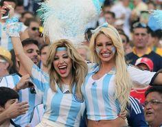 Mundial Brasil 2014. partido final entre Argentina y Alemania en el Maracana de Rio de Janeiro. Brasil. 13 julio de 2014.