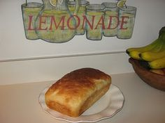 Amish White Loaf Bread - one for now, freeze one for later