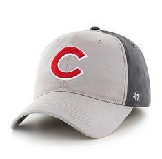834cd263640 Chicago Cubs Umbra Closer Flex Fit Hat By  47 Brand