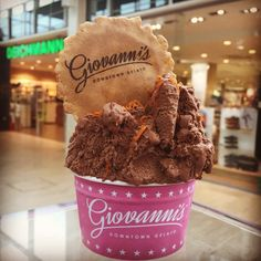 #ChocolateOrange...it's not Terry's...its Giovanni's!