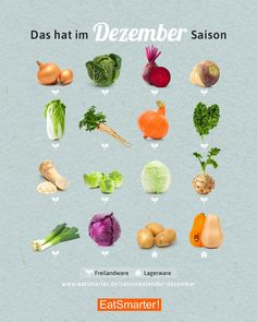 Saisonkalender Dezember – Health and wellness: What comes naturally Healthy Life, Healthy Eating, Life Is Too Short Quotes, Life Quotes, Eating Disorder Recovery, Eat Smart, Food Facts, Meal Planning, Vitamins